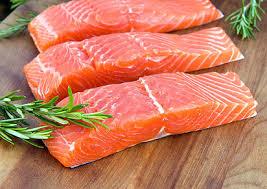 صادرات ماهی سالمون