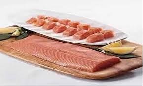 فروش عمده ماهی سالمون